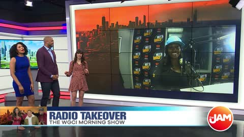 "WGCI Radio Takeover: ""Can You Name in 30?"""