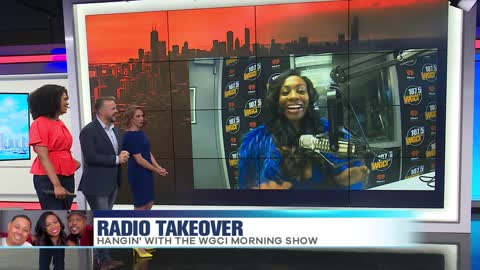 WGCI Radio Takeover | 'Airwaves vs Soundwaves'