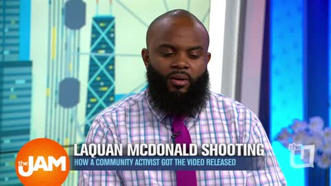 Laquan McDonald Shooting Community Activist