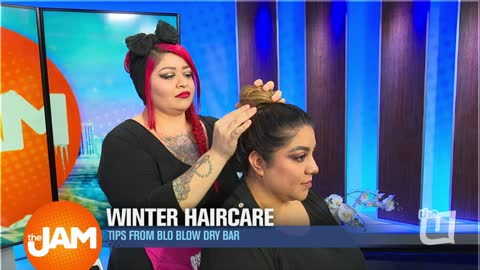 Winter Hair Care: Tips from Blo Blow Dry Bar