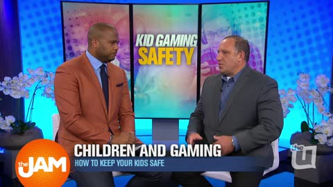 Kid Gaming Safety with Richard Wistocki