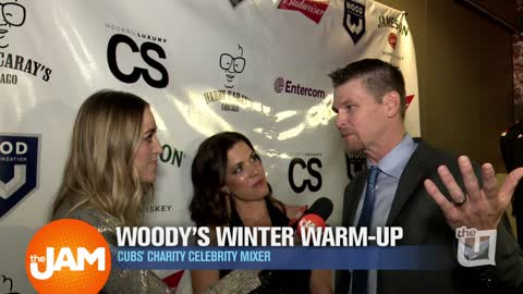Woody's Winter Warm-Up: Cubs' Charity Celebrity Mixer