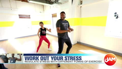 Work Out Your Stress