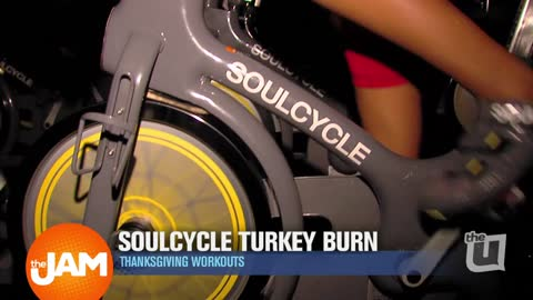 Workout Wednesday: Thanksgiving Addition