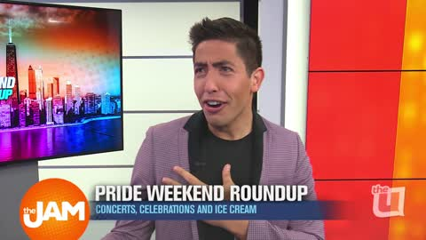 Weekend Roundup | Celebrating Pride This Weekend
