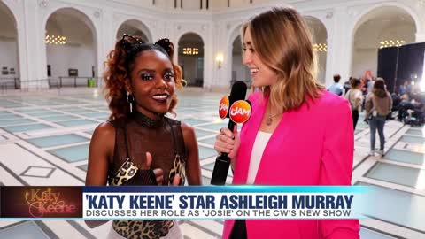 Ashleigh Murray Talks Transition from 'Riverdale' to 'Katy Keene'