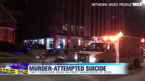 2 Children Killed in Murder-Suicide Attempt