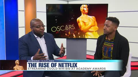 The Rise of Netflix at the Oscars