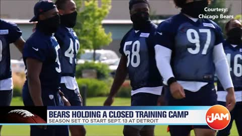Former Chicago Bear Tom Thayer On Bears Closed Training Camp