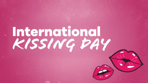 The Jam Celebrates International Kissing Day!