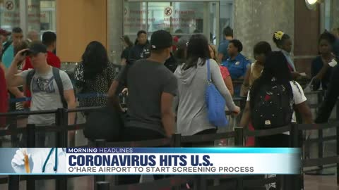 Coronavirus Hits the US