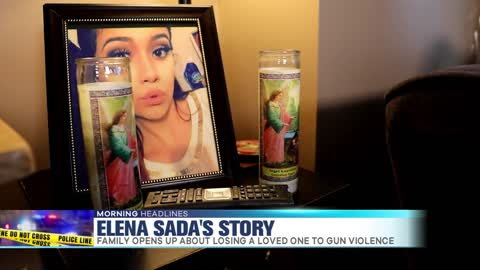 Family of Gun Violence Victim Speaks