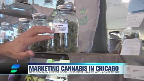 Company Helps Dispensaries Market Marijuana in Illinois