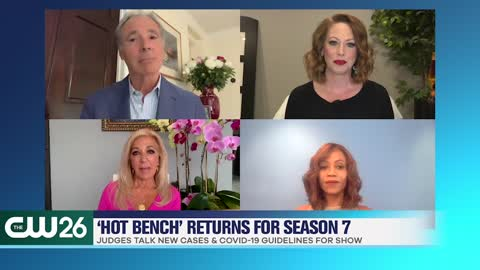 'Hot Bench' Judges Talk Season 7 & New Cases