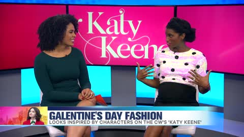 'Katy Keene' Galentine's Day Inspired Looks