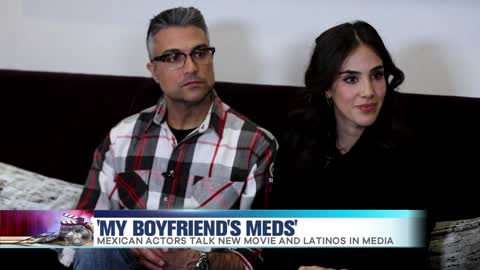 Jaime Camil Talks New Spanglish Film 'Las Pildoras De Mi Novio'