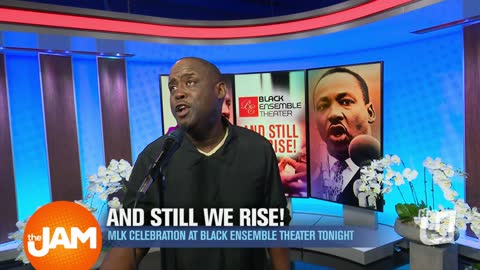 '465 Years' Performed by Dwight Neal, From The Black Ensemble Theater