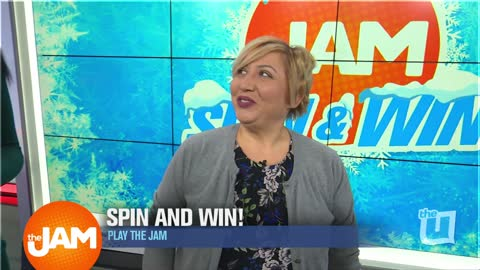 Play the Jam: Spin & Win Winter Addition with Sandra