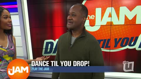 Play the Jam: Dance 'Til You Drop - Winter Edition with Rudolph