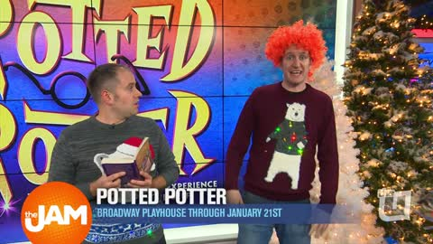 Harry Potter Book in Under One Minute with Cast from Potted Potter