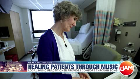 Real Chicagoans | Helping Patients Through Music