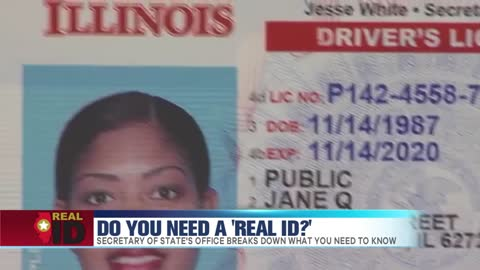 Do You Need a 'REAL ID?'