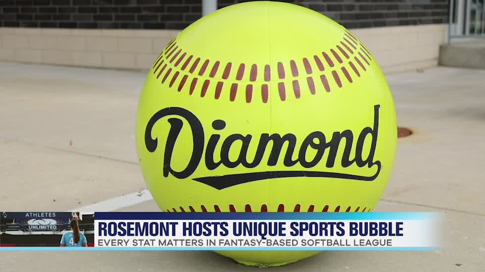 Suburban Rosemont Hosting Its Own Sports Bubble