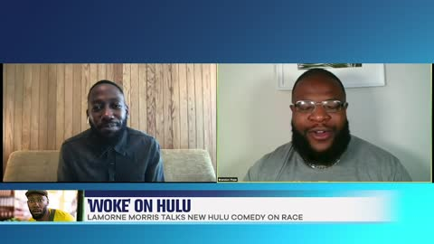 Lamorne Morris Chats About Hulu's New Comedy 'Woke'