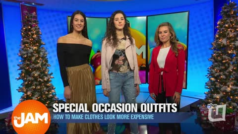 Special Occasion Outfits for the Holidays with Splash Magazine