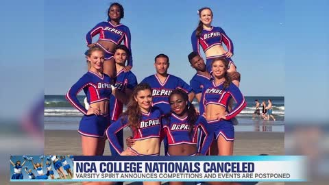NCA College Nationals Canceled