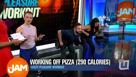 Guilty Pleasure Workout: How to Work off Favorite Treats