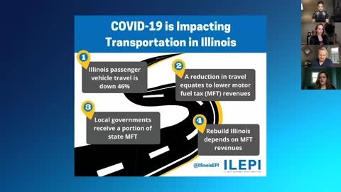 Cost of Covid-19 on Illinois Public Transportation
