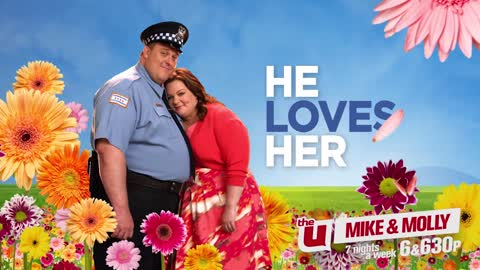 Fall in Love with Mike & Molly