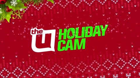The #UHolidayCam