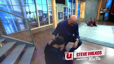 Watch The Steve Wilkos Show Weekdays on The U!