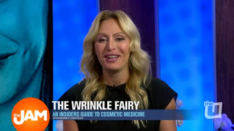 The Wrinkle Fairy's New Book