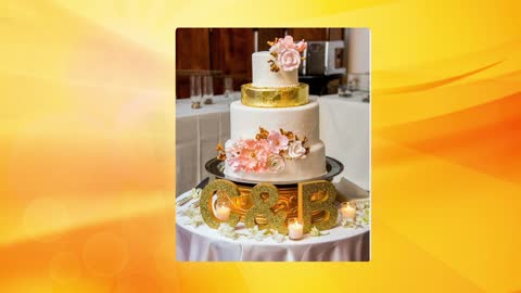 Photographing Your Wedding Cake